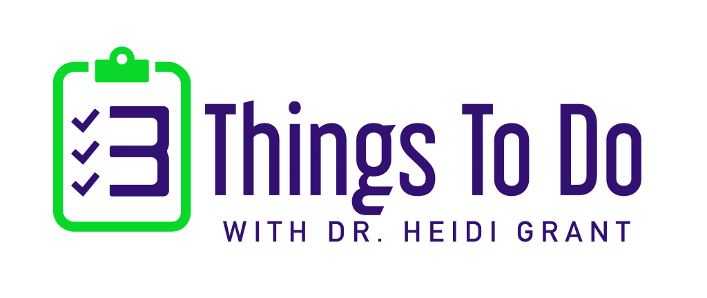 3 Things To Do Logo